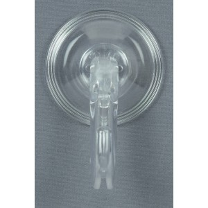 Premier Clear Wreath Hanger Suction Clamp
