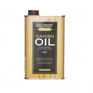 Ronseal Colron Danish Oil 500ml Natural