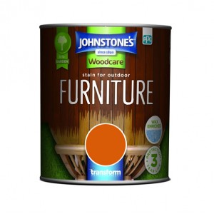 Johnstones Outdoor Furniture Stain 750ml County Cedar