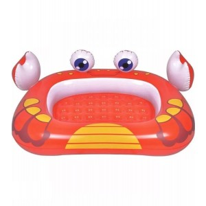 Inflatable Baby Crab Paddling Pool 115 x 95cm
