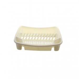 Whitefurze Dish Drainer Cream Small