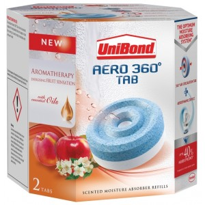 Unibond Aero 360 Tabs Neutral (2 Pack)