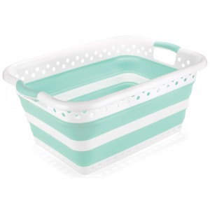 Addis Collapsible Laundry Basket 45L