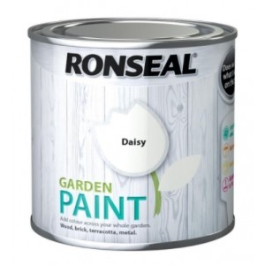 Ronseal Garden Paint 250ml Daisy