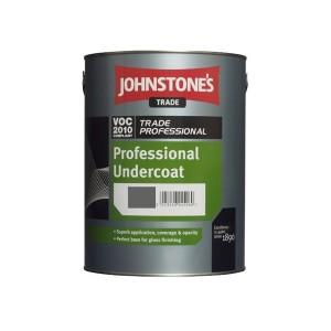 Johnstones Trade Professional Undercoat 5L Dark Grey