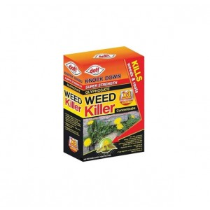 Doff Knock Down Weed Killer Concentrate (3 Sachet)