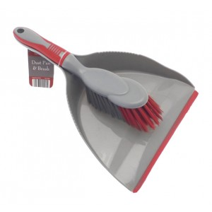 Country Club Dust Pan & Brush Set