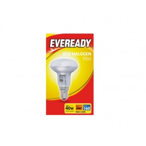 Eveready 33W SES Warm White R50 Bulb