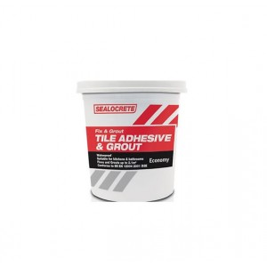 Sealocrete Tile Adhesive & Grout 1L