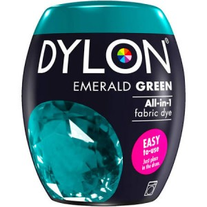 Dylon Dye Pod 350g Emerald Green