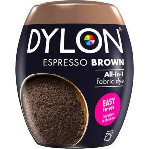 Dylon Dye Pod 350g Espresso Brown