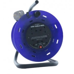 Supalec 25m Extension Reel