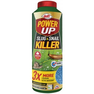 Power Up Slug & Snail Killer 650g