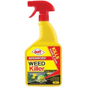 Doff Glyphosate Advanced Weed Killer 1L