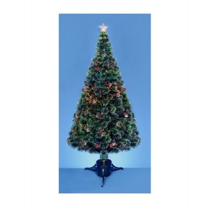 Premier Fibre Optic Tree 1.8m