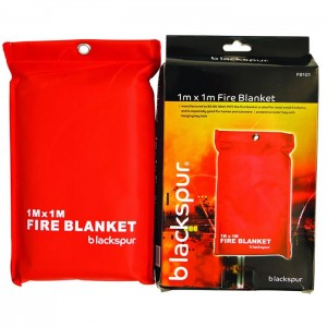 Blackspur Fire Blanket 1m x 1m