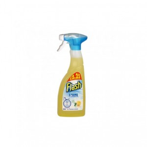 Flash Clean & Shine All Purpose Cleaner 500ml Crisp Lemons