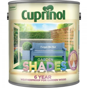 Cuprinol Garden Shades 2.5L Forget-Me-Not