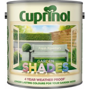 Cuprinol Garden Shades 2.5L Fresh Rosemary