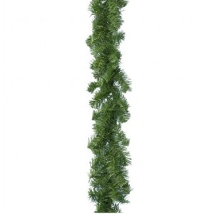 Christmas Premier Green Garland 2.7m