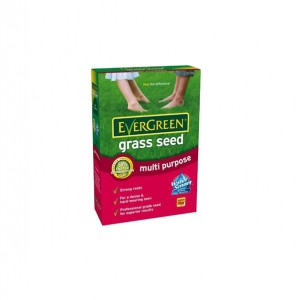 Evergreen Multi Purpose Grass Seed 56m2