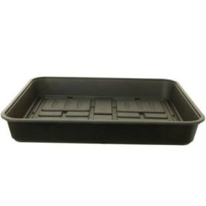 Whitefurze 52cm Large Gravel Tray - Black