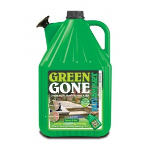 Green Gone Ready To Use Watering Can Algae Killer 5L