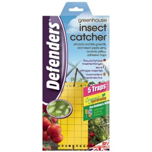Defenders Greenhouse Insect Catcher (5 Traps)