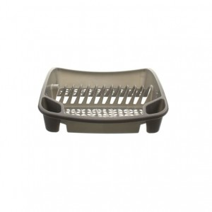 Whitefurze Dish Drainer Silver Small