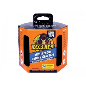 Gorilla Waterproof Patch & Seal Tape (3m x 100mm)