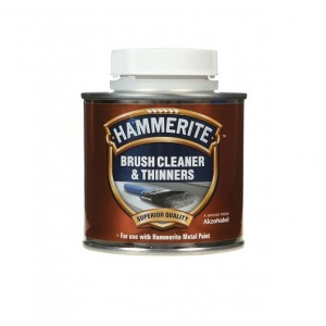 Hammerite Brush Cleaner & Thinners 250ml