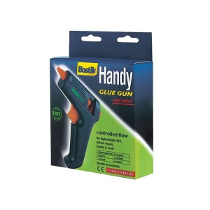 Bostik Handy Size Hot Melt Glue Gun