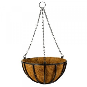 16in Forge Hanging Basket