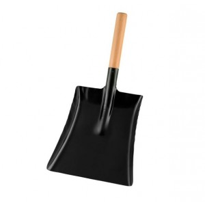 "Hearth & Home 9"" Carbon Steel Ash Dustpan Shovel"