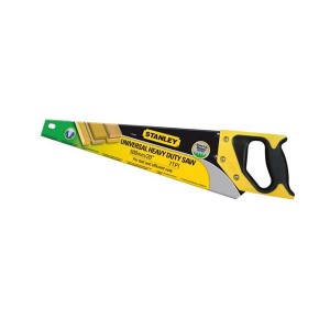 "Stanley 20"" Heavy Duty Hand Saw"
