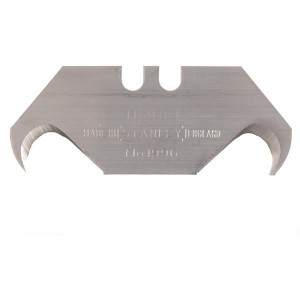 Stanley Hooked Knife Blades (5 Pack)