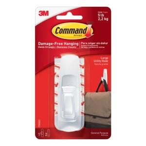 Command 3M Large Utility Hook