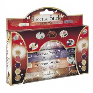 Pan Aroma Incense Sticks Gift Set (Assorted)
