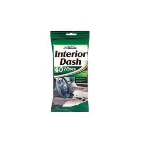 Car Pride Interior Dash Cleaner Wipes (40 Pack)