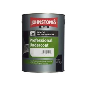 Johnstones Trade Professional Undercoat 5L Brilliant White