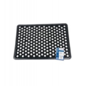 JVL 100% Rubber Outdoor Mat