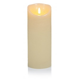 Christmas Flickabrights Candle 23.5cm Warm White