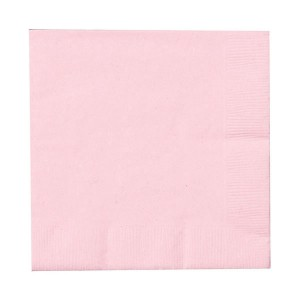 Caroline Lunch Napkins (20 Pack) Light Pink