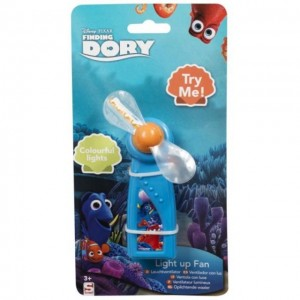 Disney Pixar Finding Dory Light Up Fan