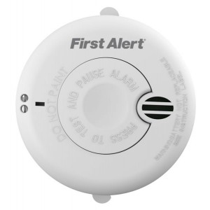 First Alert Long Life Optical Smoke Alarm