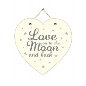 Home Collection Love Heart Plaque