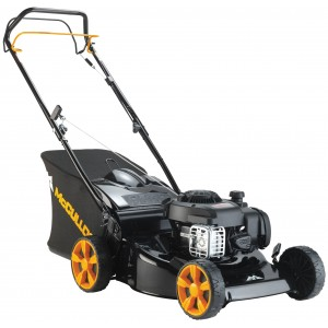McCulloch M46-125 Classic+ Self-Propelled Petrol Lawnmower