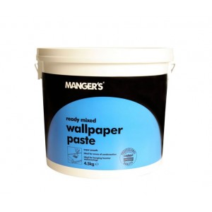 Manger's Ready Mixed Wallpaper Paste 4.5kg