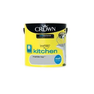 Crown Kitchen Paint 2.5L Marble Top (Matt)
