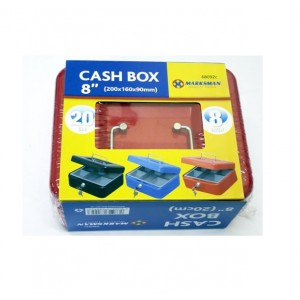 "Marksman 8"" Cash Box"